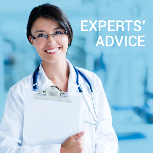 Persona Expert's Advice