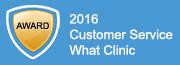 WhatClinic Award