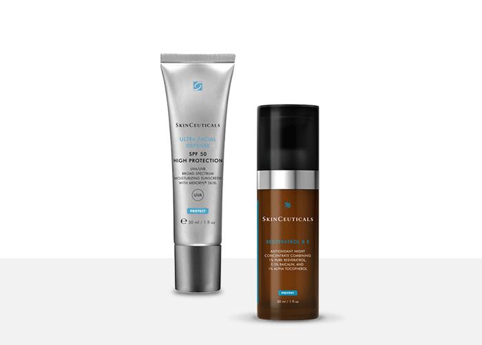SkinCeuticals Ultra Facial Defense SPF50 + Resveratrol BE